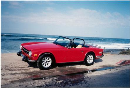 Triumph Tr6 Years 1974 And 1974 12 Cf25186uo